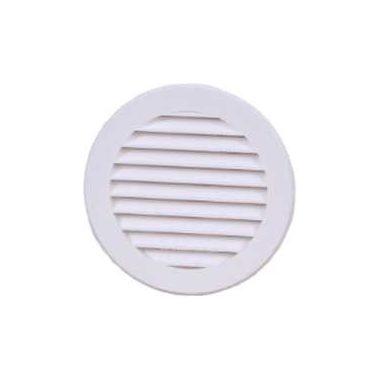 KANLUX ventilátor rács, fehér, 100mm