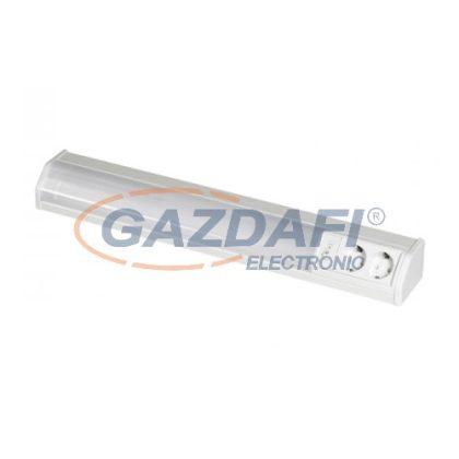 COMMEL WL3021-15W bútorvilágító dugaljjal, T8, 15W, 2700K
