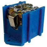 Fővezetéki sorkapocs, 1x70mm2, 4x25mm2, kék