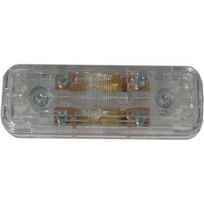 ZAMEL WSR-940-BZB zsinórkapcsoló, 230V/2,5A, átlátszó