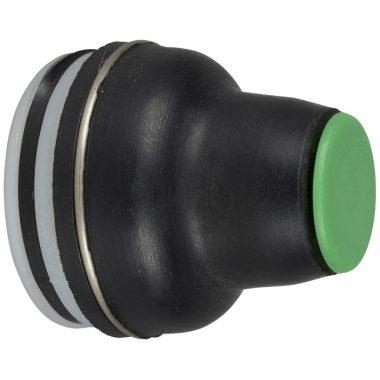 SCHNEIDER XACB9223 sapkás nyomógomb fej zöld
