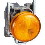 SCHNEIDER XB4BV65 Jelzőlámpa sárga izzó nélkül