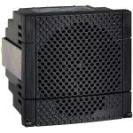 SCHNEIDER XVS72BMBP Sziréna, ajtóra építhető 72x72, többszólamú, 4 csatornás, PNP, fekete, 12-24VDC