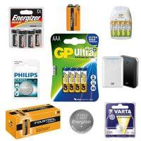 Elemek és akkumulátorok