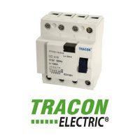 Tracon áram-védőkapcsolók és kiegészítőik