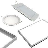 LED panelek és kiegészítőik