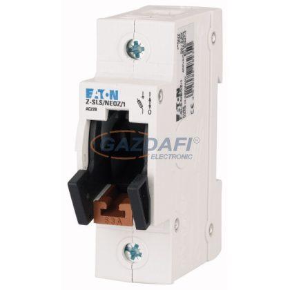 EATON 248235 Z-SLS/NEOZ/1 Biztosítós szak.kapcsoló 1pól. (üres) max.63A