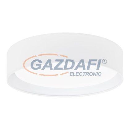 EGLO 31588 Text. menny LED 11W 32cm fehér Pasteri