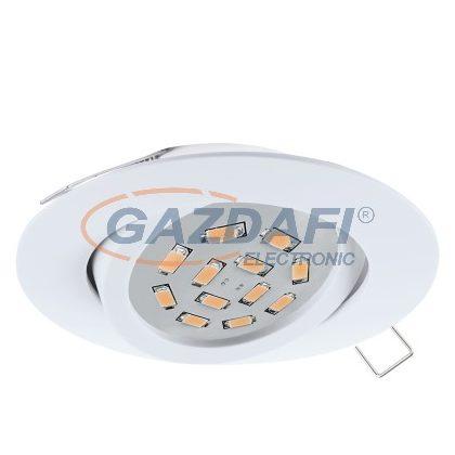 EGLO 31682 Led beépíthető szpot GU10 1x5W fehér