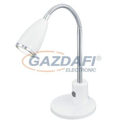 EGLO 92872 LED Aszt GU10 3W feh/kr 32cm Fox