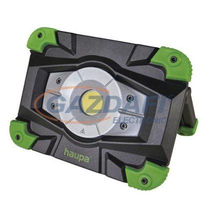HAUPA 130346 kompakt LED fényvető, 20W, 1800Lm, 6500K, IP54