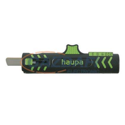 HAUPA 200043 Kábelcsupaszító 0,2-4,0 mm²
